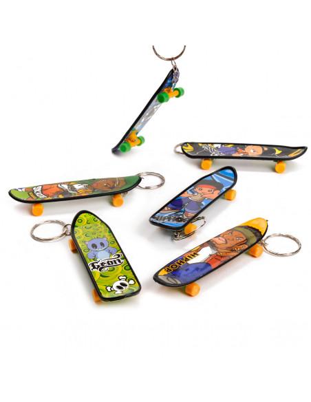 Sleutelhanger Skateboard