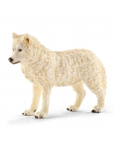 Schleich Poolwolf