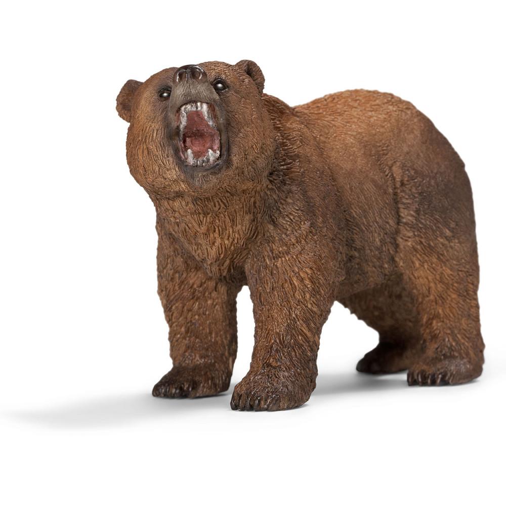 Schleich Mannelijke Grizzlybeer