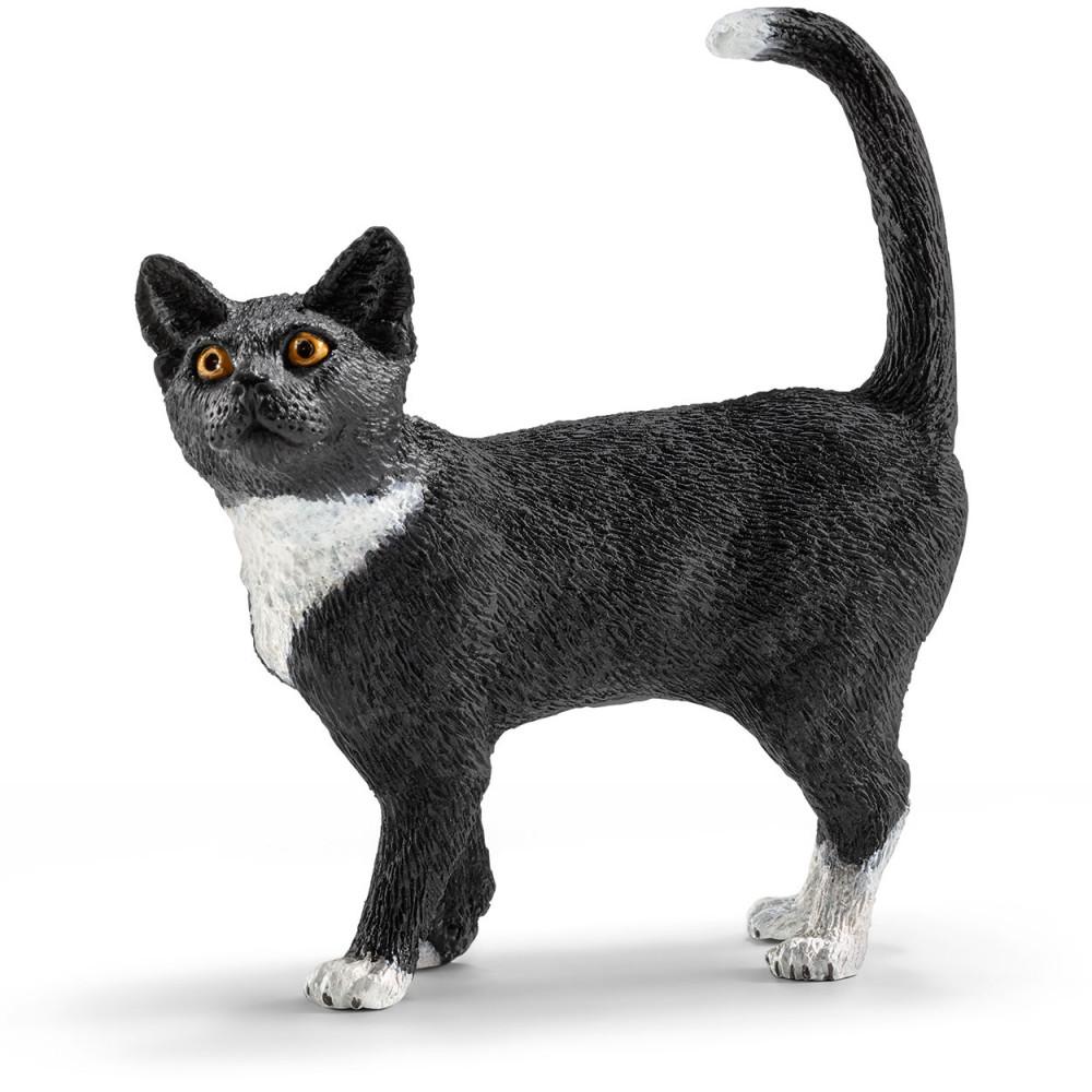 Schleich Kat, Staand