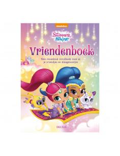 Shimmer & Shine Vriendenboek