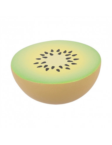 Houten Halve Kiwi, per stuk
