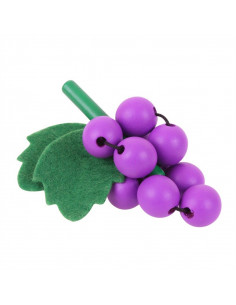 Houten Druiven