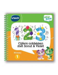 VTech MagiBook - Cijfers ontdekken met Scout & Violet