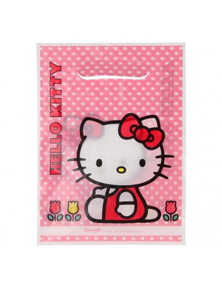 Uitdeelzakjes Hello Kitty, 6st. BT