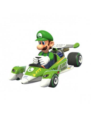 Pull Back Super Mario Raceauto - Luigi