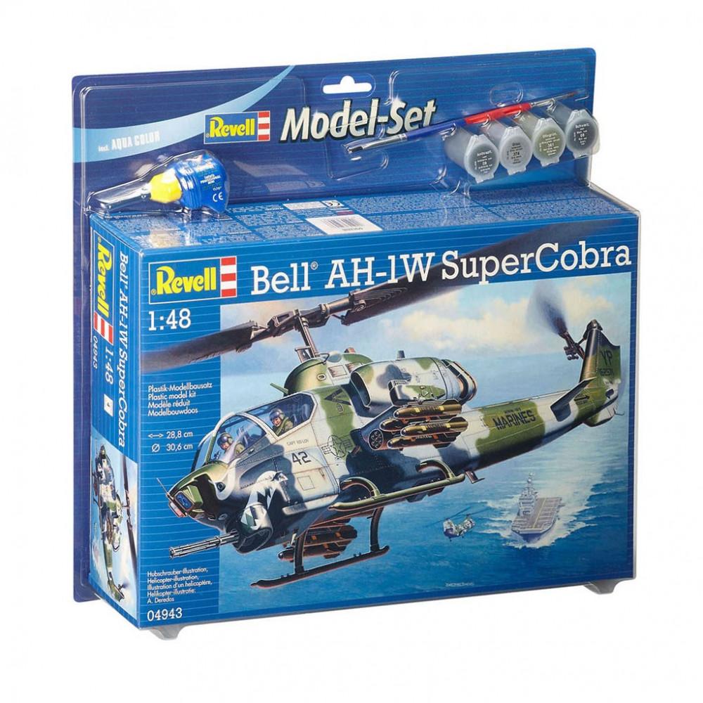 Revell Model Set Bell AH-1W SuperCobra