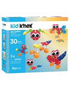 Kid K'Nex Bouwset - Zoo Friends