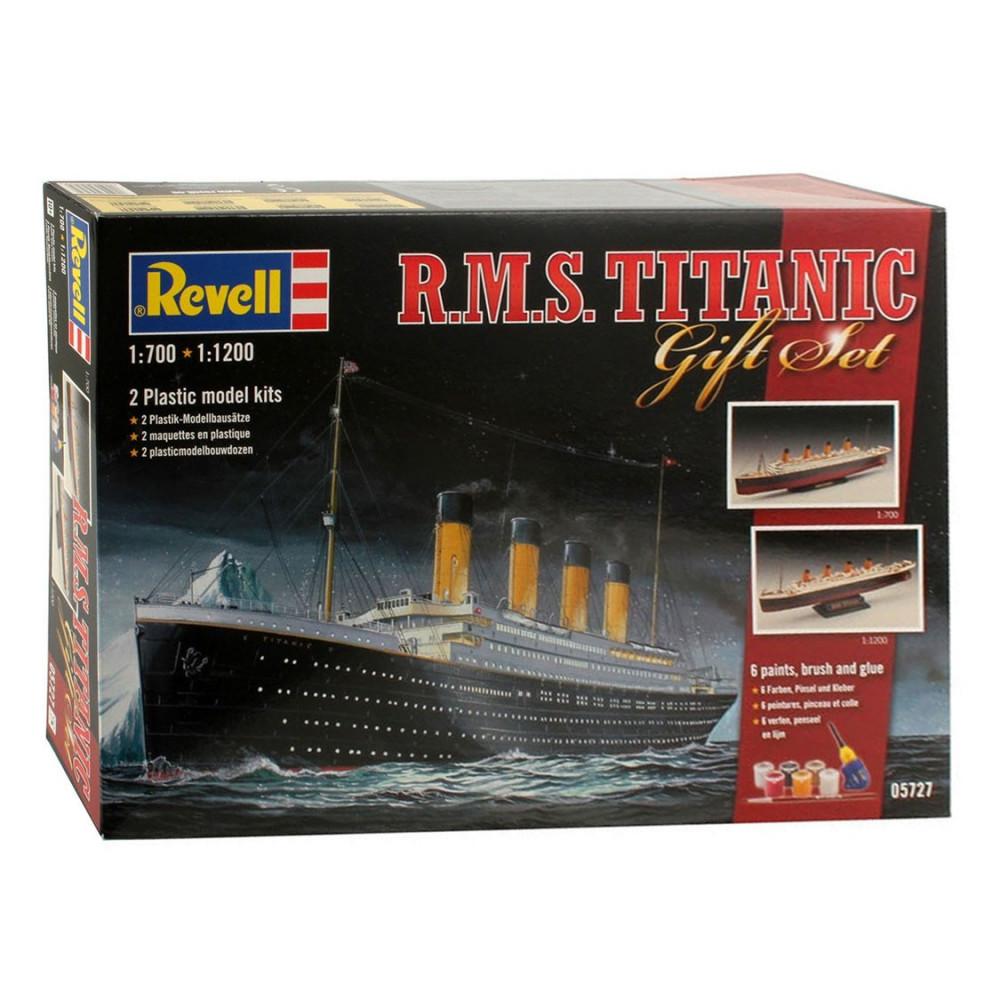 Revell Geschenkset Titanic