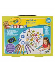 Crayola Mini Kids - Stempelset