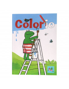 Kikker Colorio Kleurboek BT