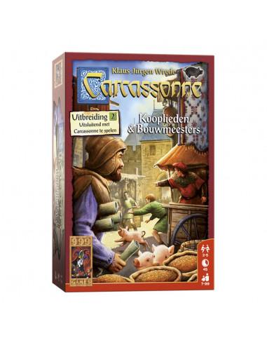 Carcassonne Uitbreiding Kooplieden en...
