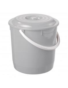 Sunware Basic Emmer met Deksel, 15 liter
