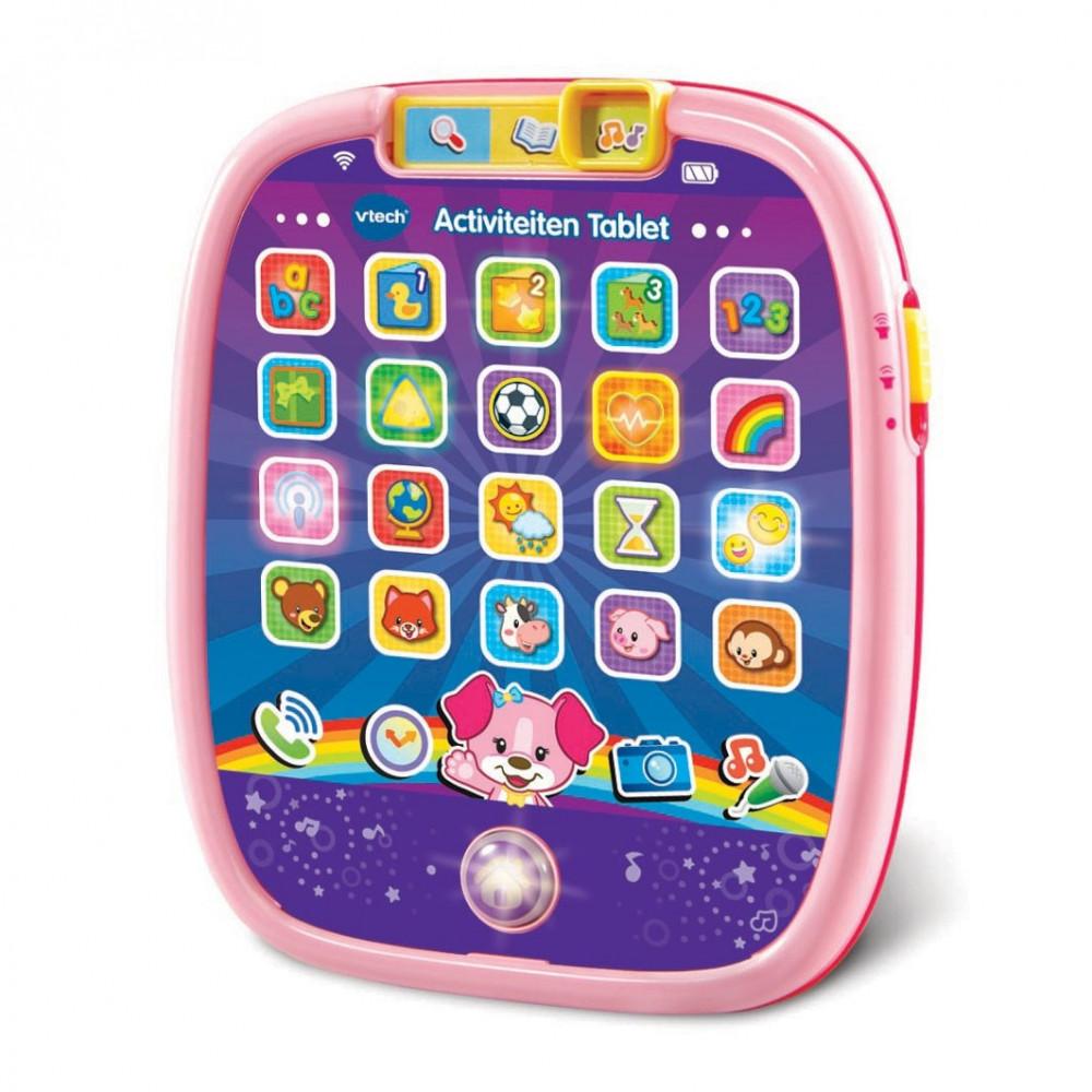 VTech Actviteiten Tablet Roze