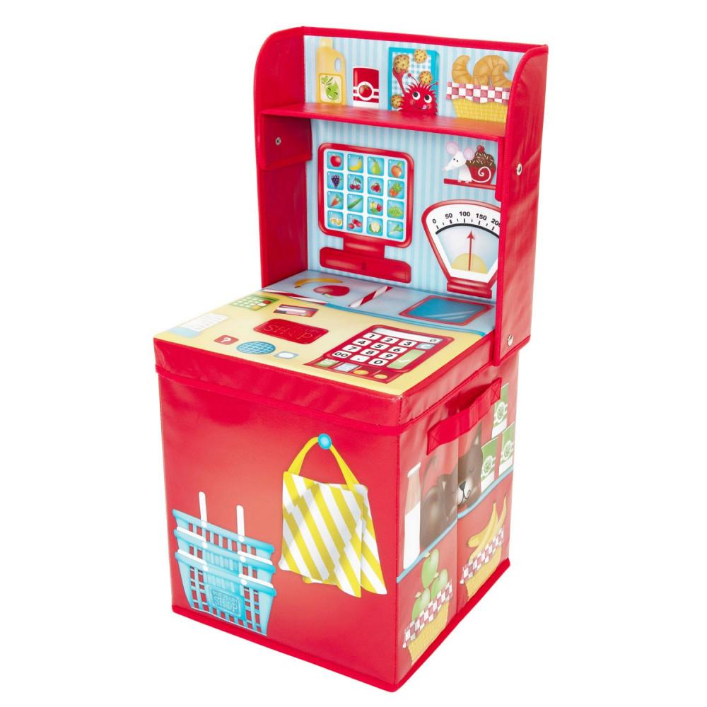 Pop-it-Up Speel- en Opslagbox Winkel
