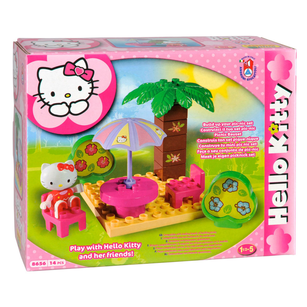 Hello Kitty Unico Picknick