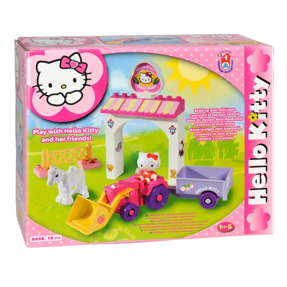 Hello Kitty Unico Mini Boerderij