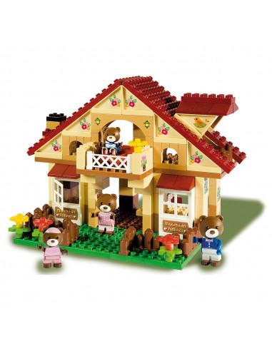 Maximilian Families Unico Huis 155dlg.