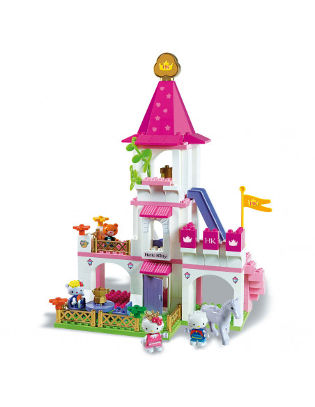 Unico Hello Kitty Kasteel 171 dlg.