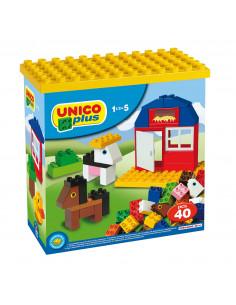 Unico met Bouwplaat, 40dlg