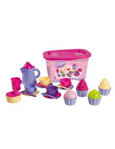 Cup Cake Koffie Set