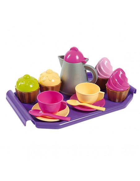 Cupcake Theeset