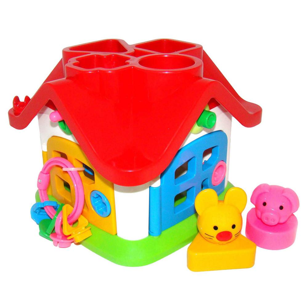 Leer- en Speelhuis in Net