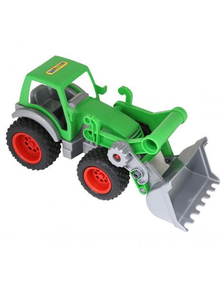 Polesie Tractor met Voorlader