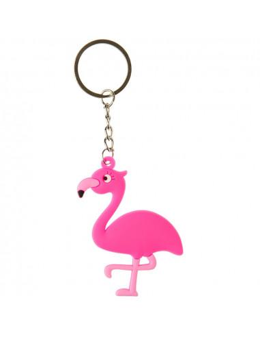 Sleutelhanger Flamingo
