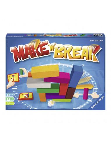 Make -n Break