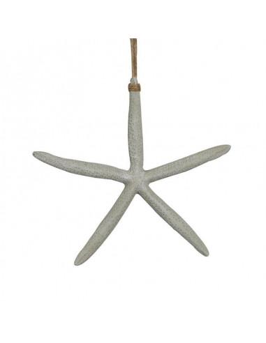 Hanger Polyresin Zeester, 28 cm