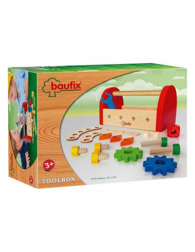 Baufix Tool Box, 17 dlg.