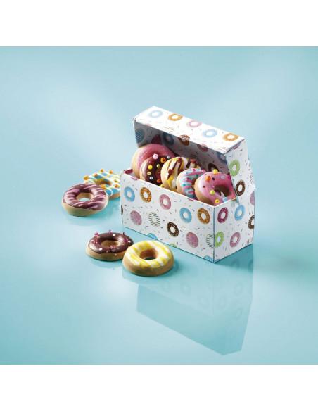 Totum Donuts Gieten en Decoreren