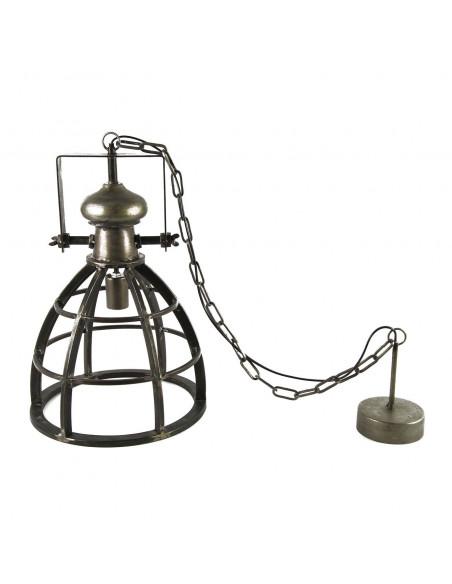 Hanglamp Barbera M Grijs