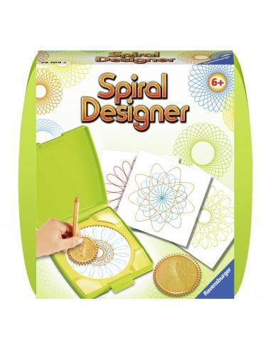 Spiral-Designer Mini - Groen