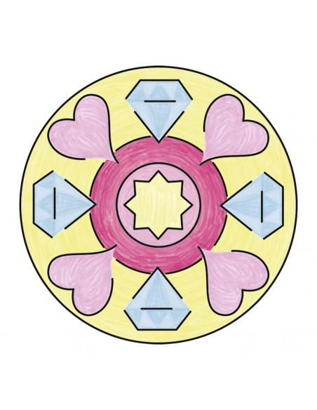 Mandala-Designer 2in1 - Eenhoorn