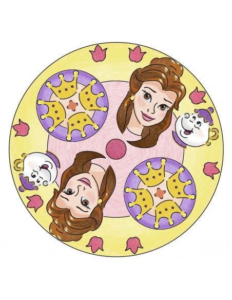 Mandala-Designer 2in1 - Disney Prinses