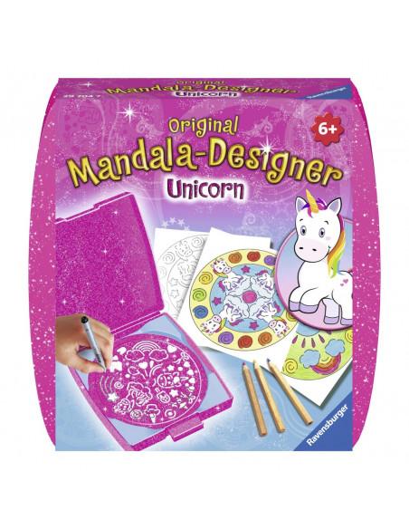 Mini Mandala-Designer - Eenhoorn