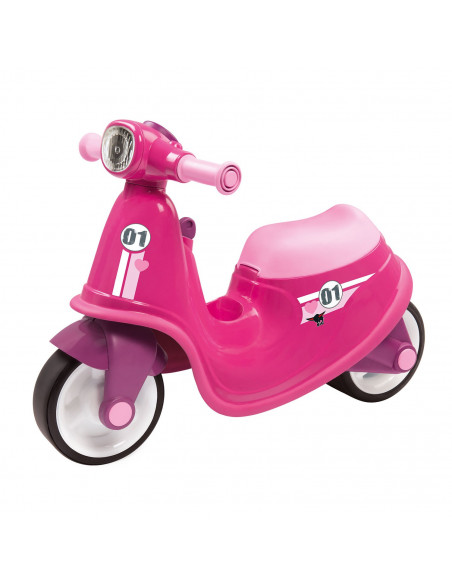 BIG Classic Scooter Roze Loopfiets