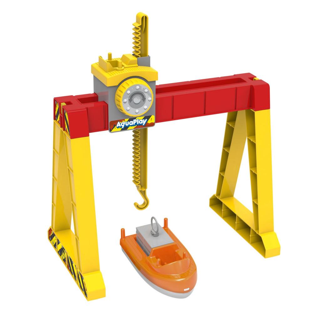 AquaPlay 124 - Container Kraan Set