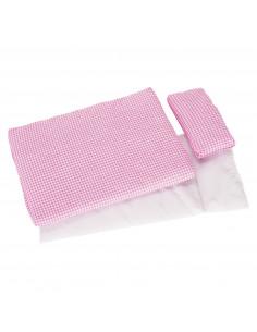 Poppenbed Bekleding Roze