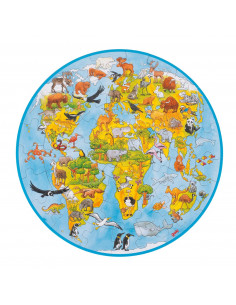 Wereldpuzzel XXL