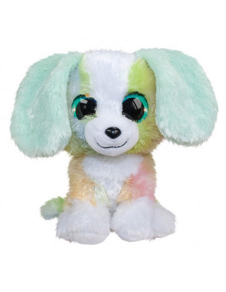 Lumo Stars Knuffel - Hond Spotty, 15cm