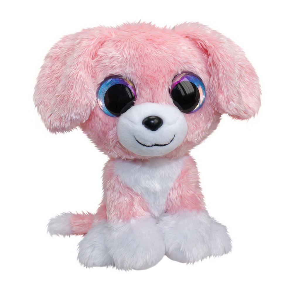 Lumo Stars Knuffel - Hond Pinky, 15cm