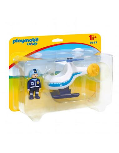Playmobil 9383 Politiehelikopter