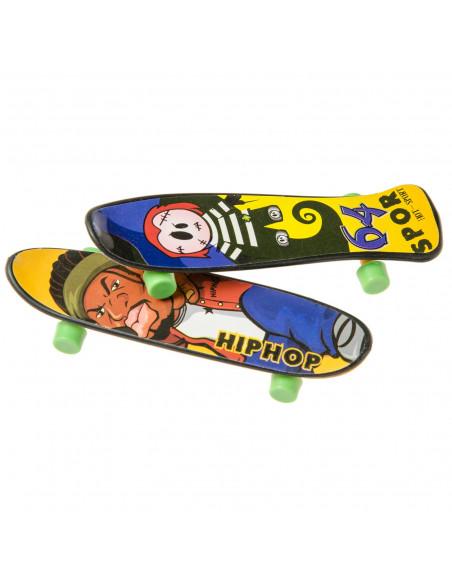Sleutelhanger Skateboard Hip