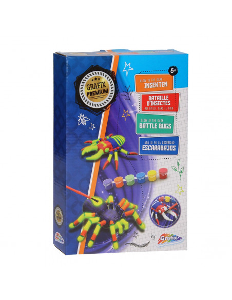 Glow in de Dark Battle Insecten BT