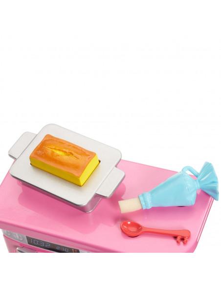 Barbie Cupcake Speelset
