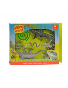 Reptielen Giftbox, 6st.
