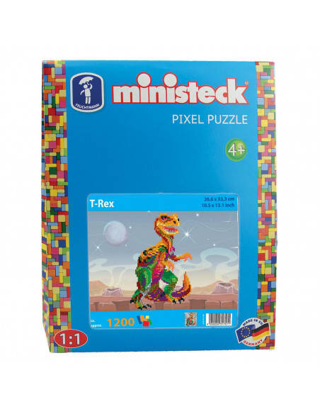 Ministeck T-Rex, 1200st.